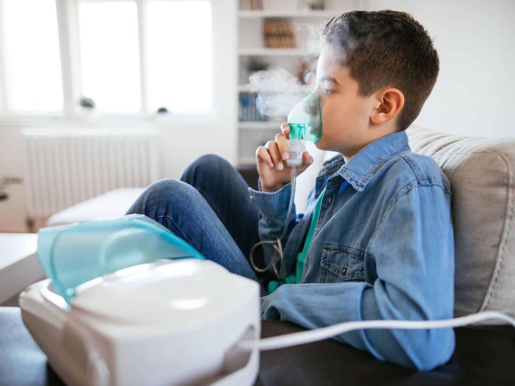 7 Best Nebulizers for Kids-min