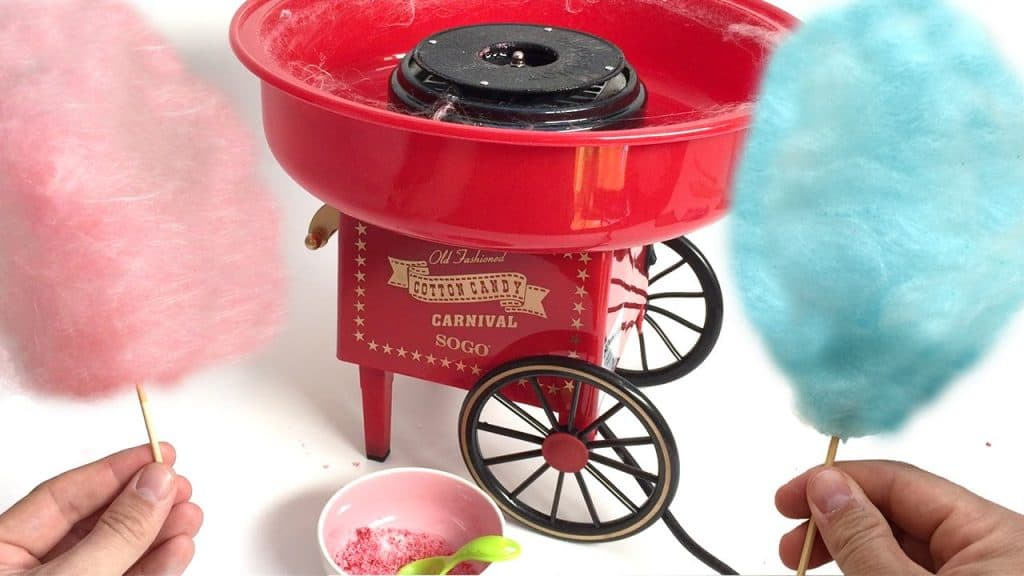 best cotton candy machines review