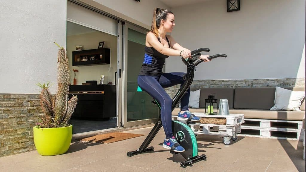 best folding exercise bikes review