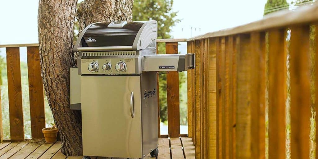 best gas grills under 300 review