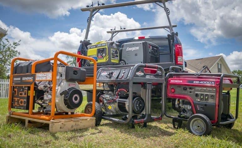 9 Best Generators for Food Trucks – Power it all