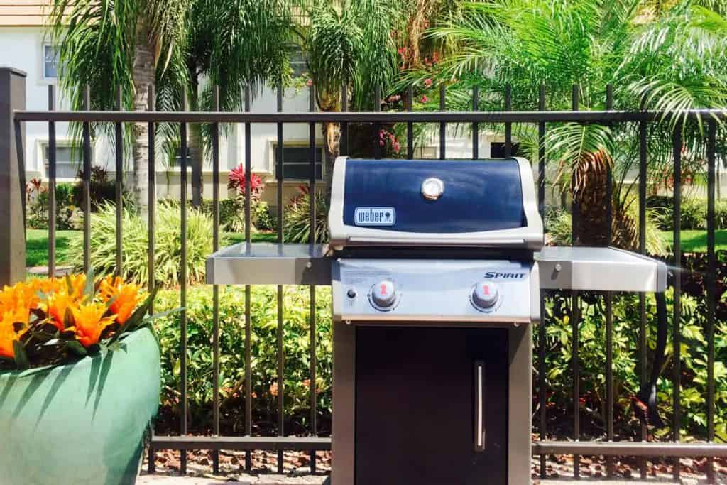 best grills for apartment balcony review