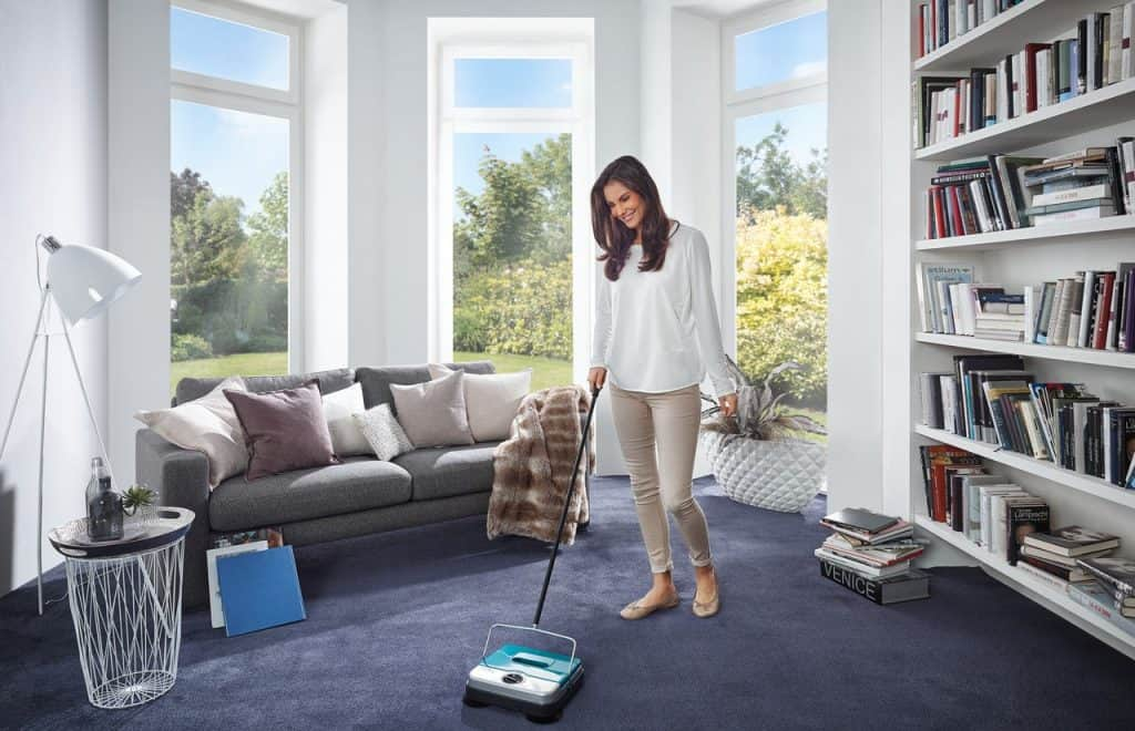 best carpet sweepers review