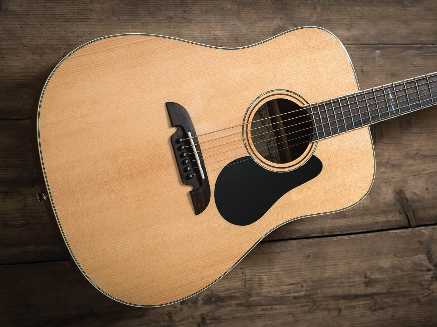 Alvarez Artist Series AD60 Dreadnought Guitar -1