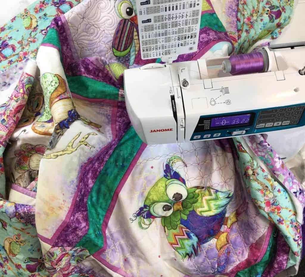 8 Best Long Arm Quilting Machines -66