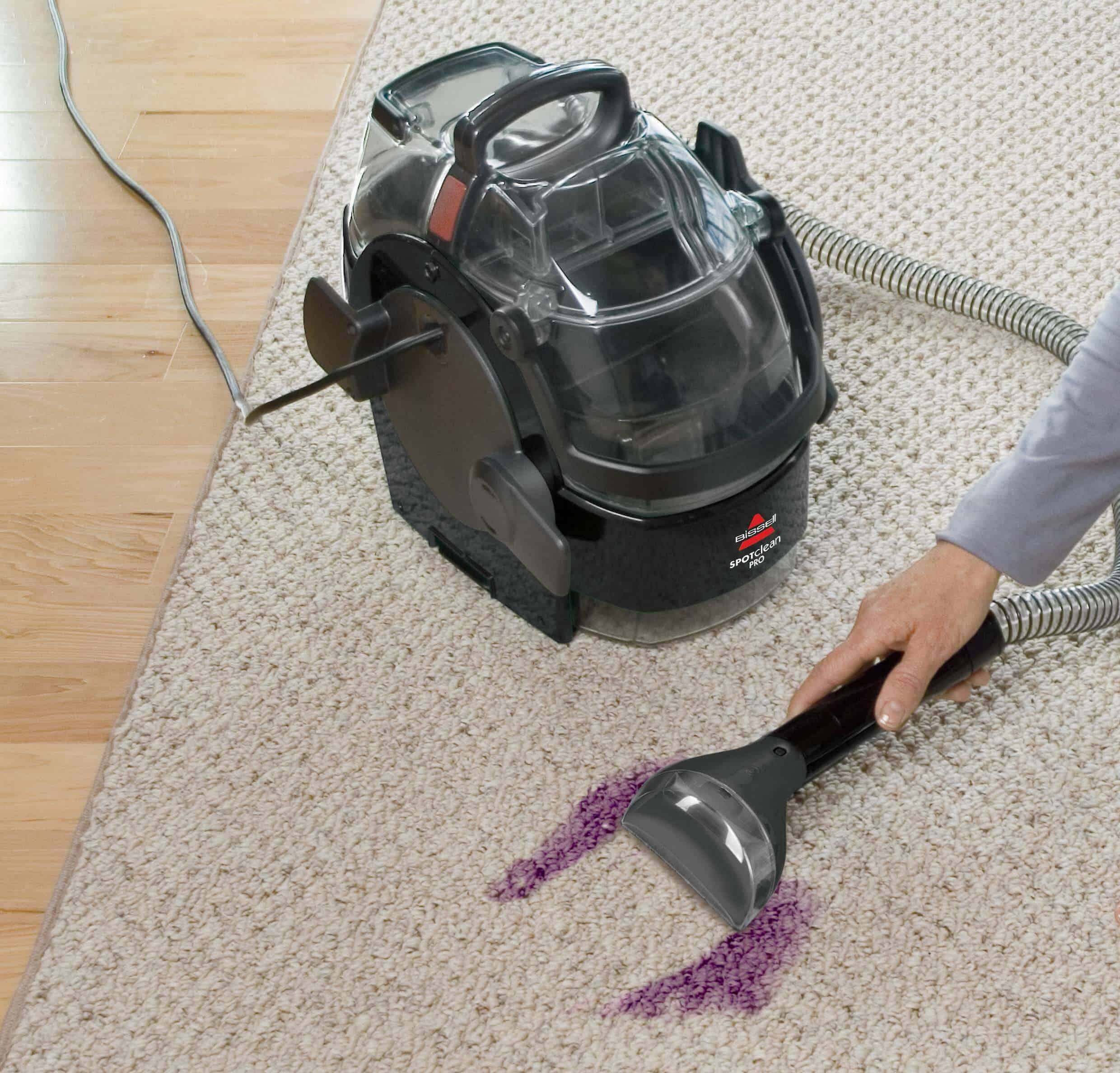 Bissell 3624 SpotClean Pro -4