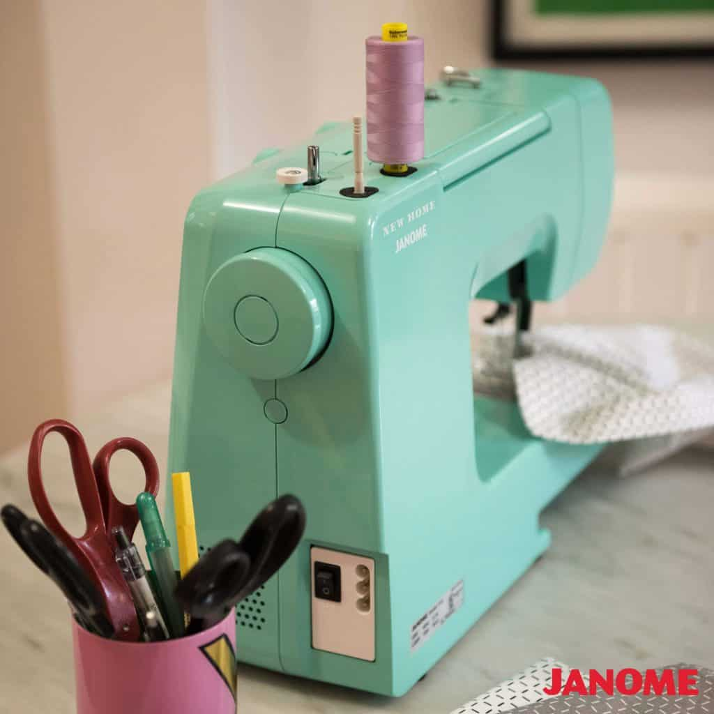 Janome Arctic Crystal -4