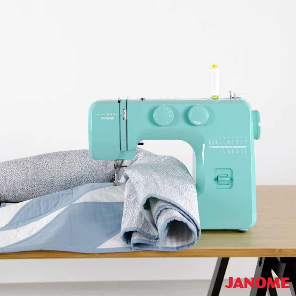 Janome Arctic Crystal -5