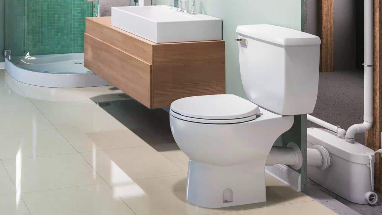 8 Best Macerating Toilets -3