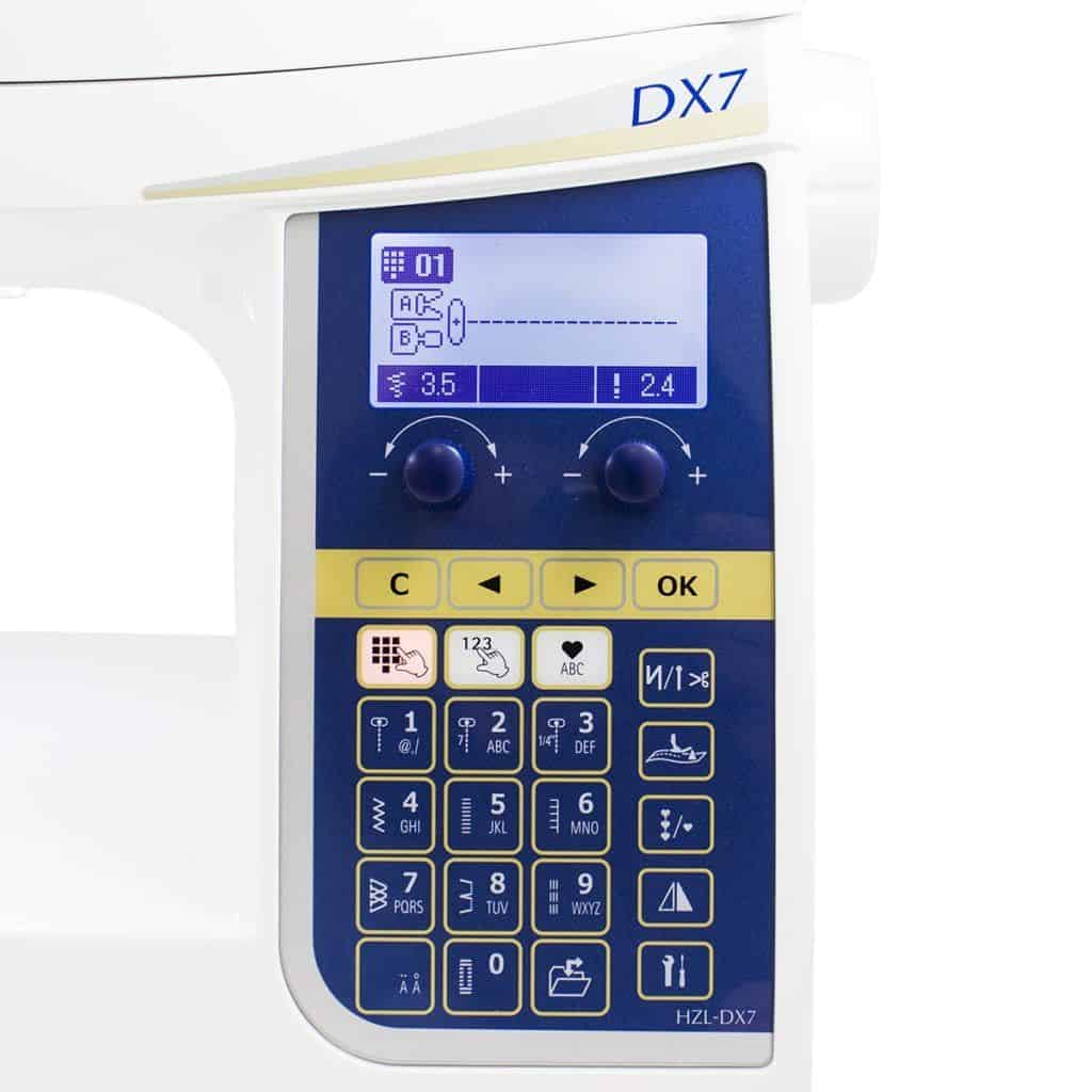 Juki HZL-DX7 -4-min