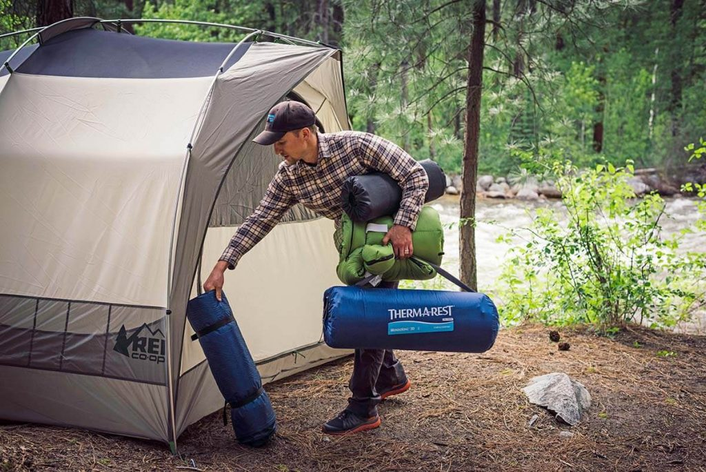 10 Best Camping Mattresses For Bad Back - Camp In Comfort