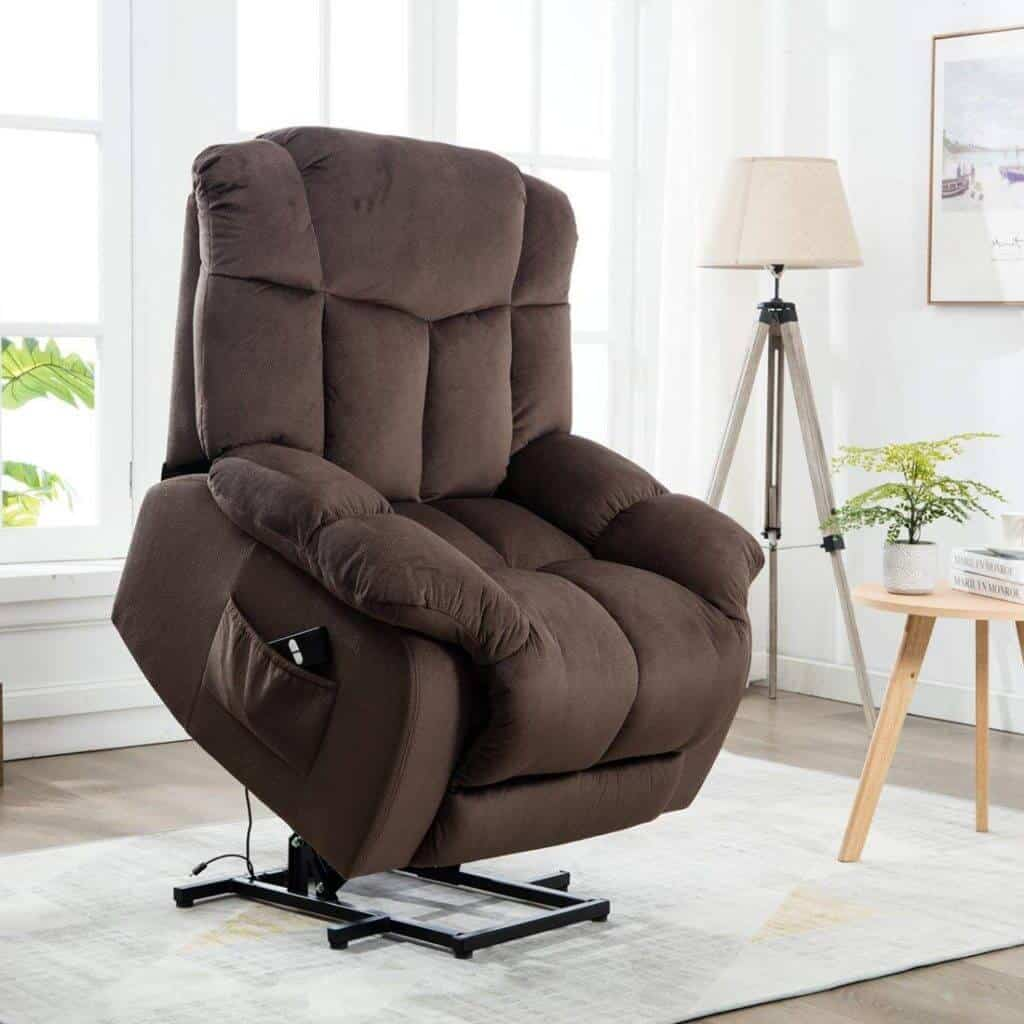12 Best Recliners For Tall Men-1