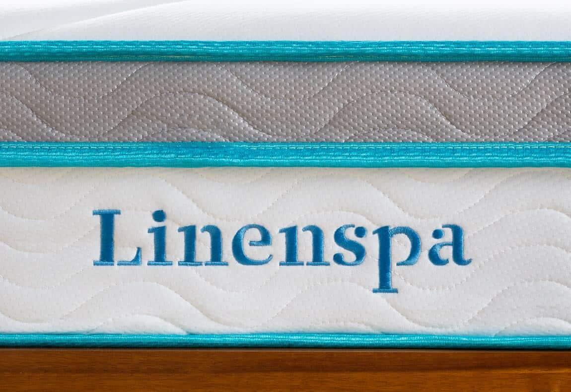 Linenspa 10 Inch Memory Foam and Innerspring Hybrid Mattress -3