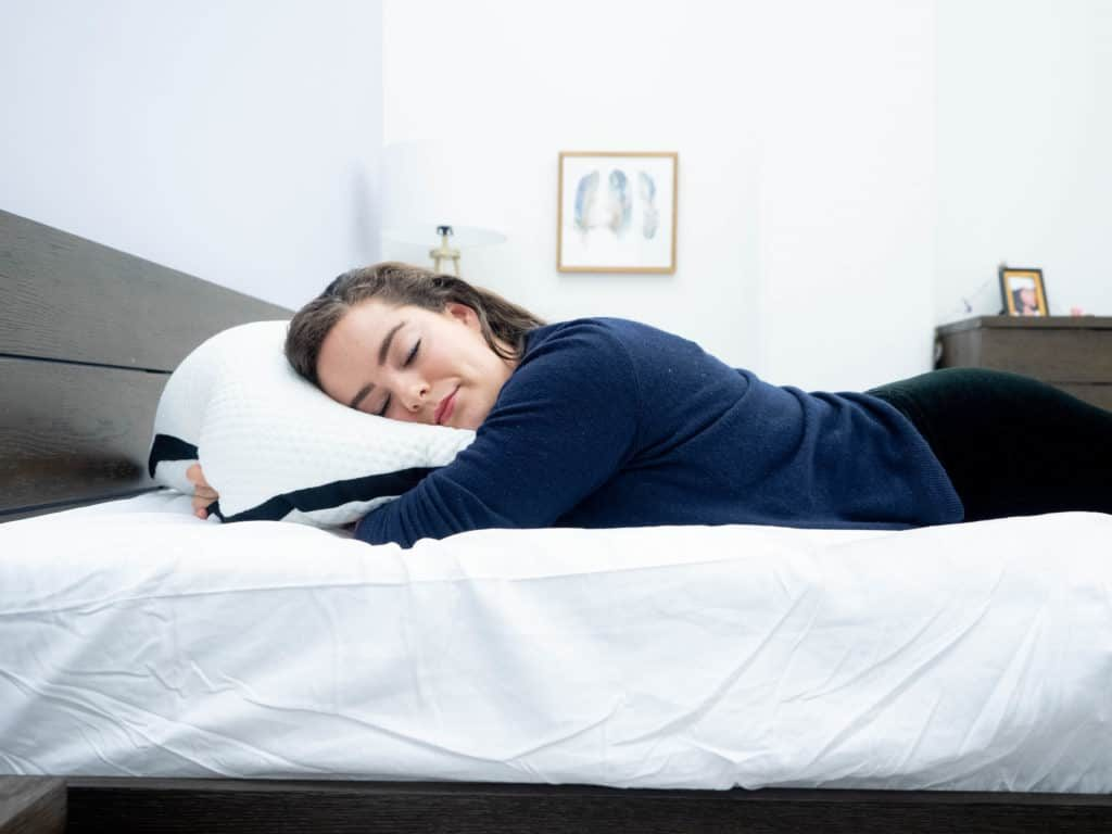 Pillows For Combination Sleepers-3