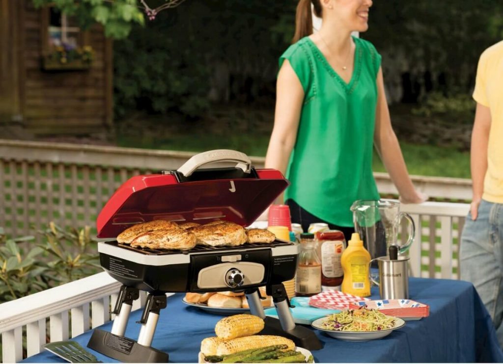 7 Best Small Gas Grills -1