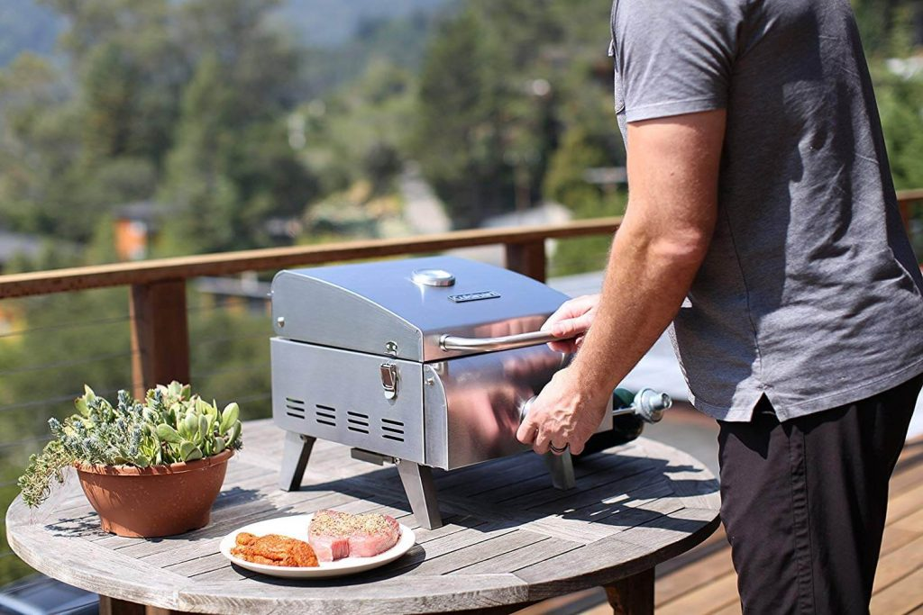 7 Best Small Gas Grills -2