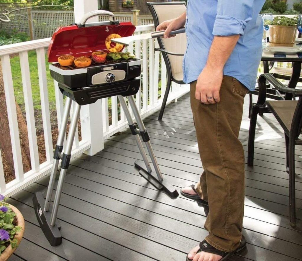 7 Best Small Gas Grills -3