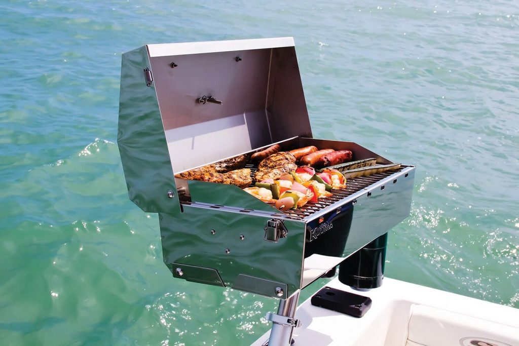 9 Best Boat Grills