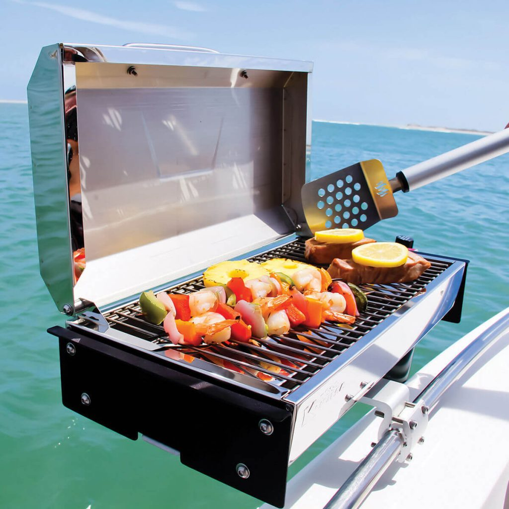 9 Best Boat Grills-6