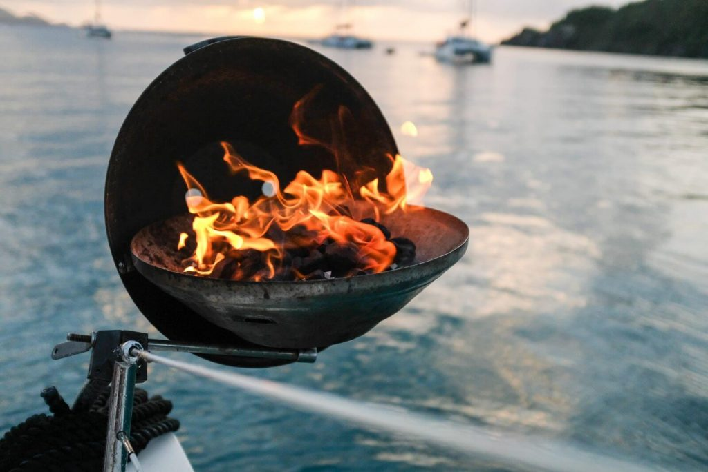 9 Best Boat Grills-7