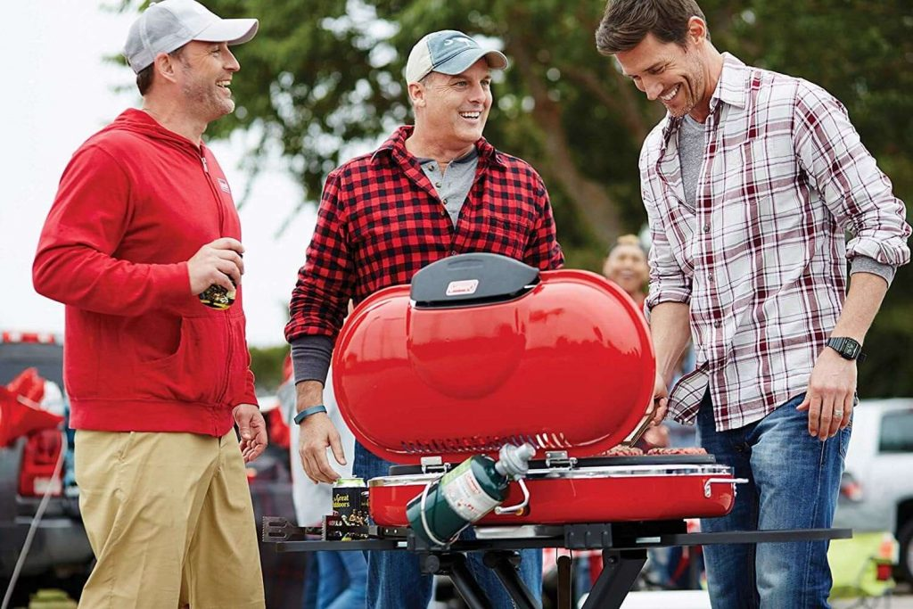 9 Best Portable Gas Grills For Tailgating-7