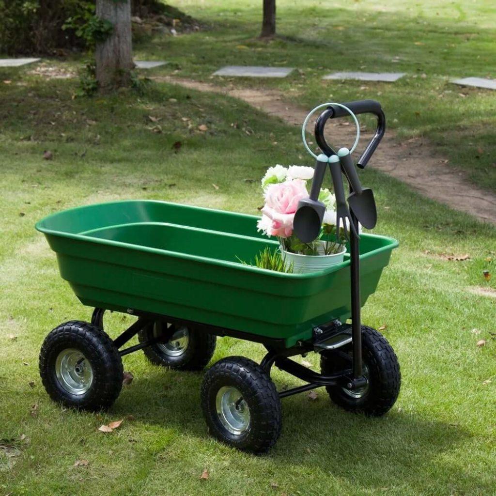 12 Best Garden Carts-3