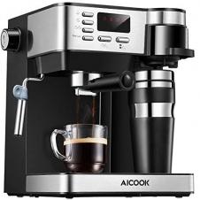 AICOOK Espresso and Coffee Machine