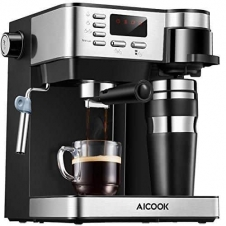AICOOK Espresso and Coffee Machine