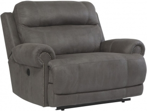 Ashley Furniture Signature Design Austere Power Oversized Recliner