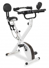 FitDesk Desk Exercise Bike