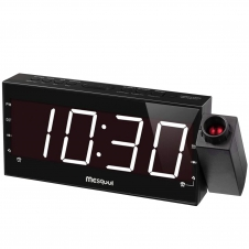 Mesqool Projection Alarm Clock