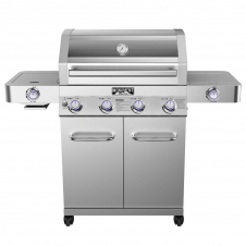 Monument Grills Clearview Gas Grill