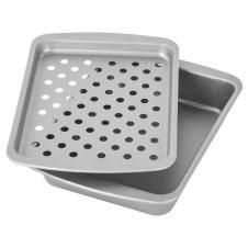 OvenStuff Non-Stick Toaster Oven Bake, Broil and Roast Set