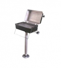 Springfield Marine Deluxe Barbeque Grill