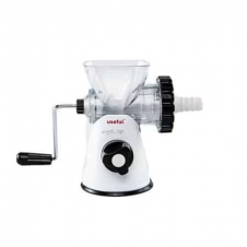 Useful. Manual Meat Grinder, Mincer, and Pasta Maker