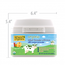 Vermont Organics Milk-Based Organic
