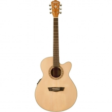 Washburn Harvest Series WG7SCE Acoustic-Electric Guitar